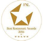 FNL Awards Best restaurant in greece Corfu 2016